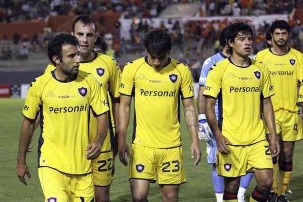 Cerro Porteño, el otro conjunto paraguayo que disputa los cuartos de fin...