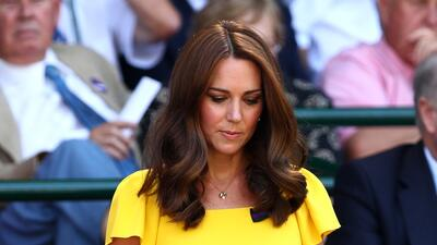 Kate Middleton se anota otra victoria en la batalla de estilos contra Meghan Markle