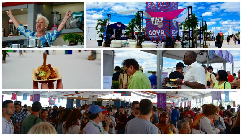 Cientos disfrutaron del South Beach Wine and Food Festival 2016 collage%...