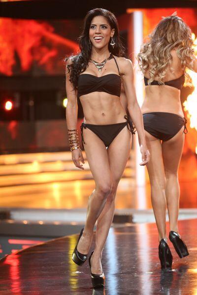 La dominicana llegó a la competencia y cambió el clásico estereotipo de...
