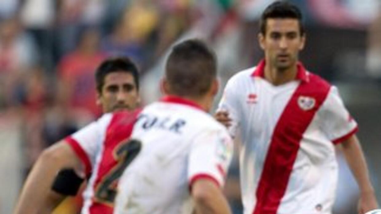 El cuadro madrileño sacó el apretado triunfo de Almería.