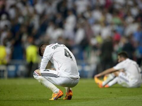 La eliminación del Real Madrid en las semifinales de la Champions...