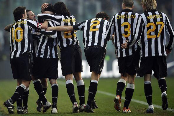 Justa victoria del Juventus por 2-0.