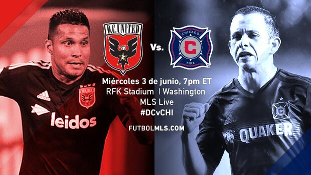 DC UNITED CHICAGO FIRE