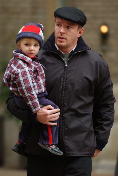 Rocco es el hijo de Madonna con Guy Ritchie. El chiquito nació el 11 de...