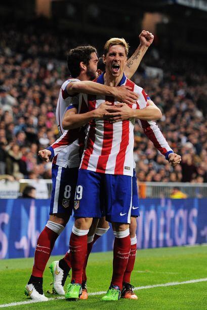 Griezmann superó al defensa luso y metió una asistencia para Torres que...