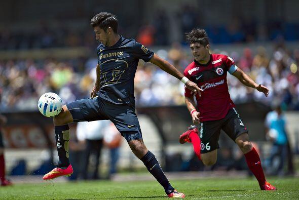 La inclusión de Herrera y Augusto al once titular vino a darle una varia...