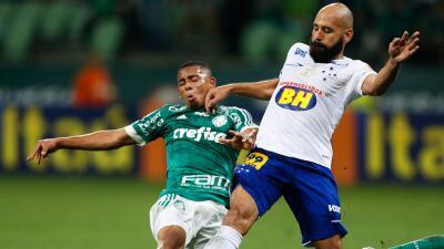Palmeiras 1-1 Cruzeiro: Palmeiras y Cruzeiro empatan y complican su destino para un boleto a Libertadores