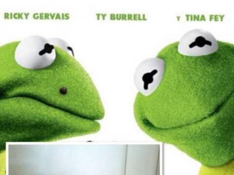 Aquí estan los otros 5 ganadores para Muppets Most Wanted!  Norma...