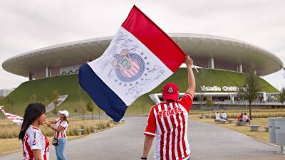 Panorámica Estadio de Chivas