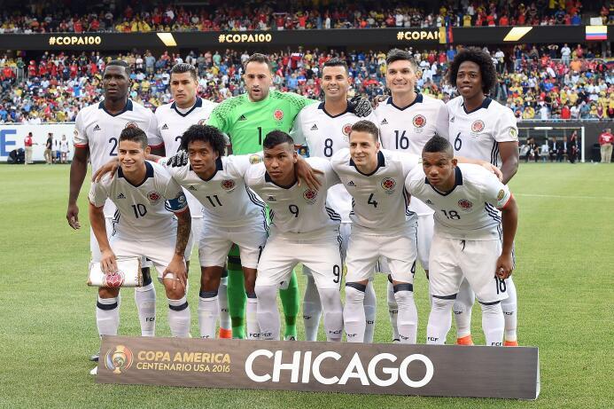El ranking de los jugadores de Colombia vs Chile GettyImages-542230408.jpg