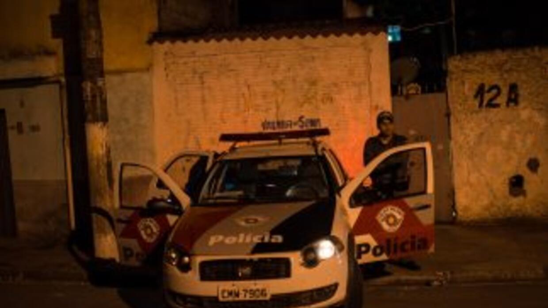 Un grupo de desconocidos asesinó a seis personas en un bar de Sao Paulo,...