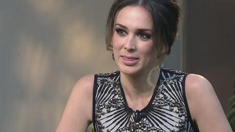 En exclusiva, Jacqueline Bracamontes confirma que tuvo una relación con...