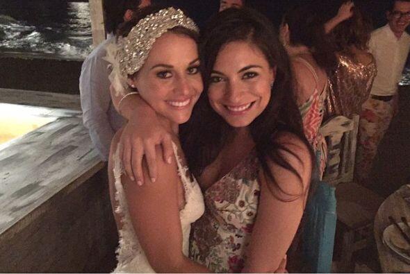 Zuria Vega y Ana Brenda Contreras