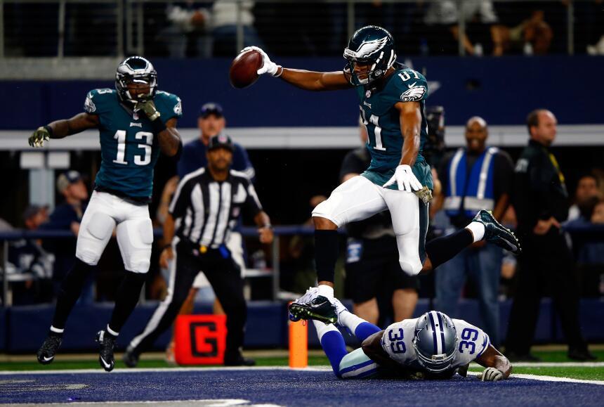 Sufrieron su sexta derrota consecutiva, ahora ante Eagles de Filadelfia