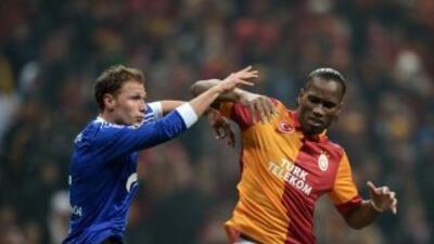 Didier Drogba habría sido alineado indebidamente, según la protesta form...