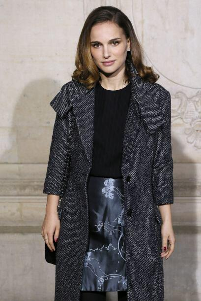 Sin duda Dior no se equivocó en elegirla como su imagen principal.