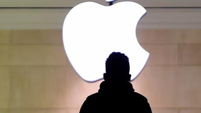 La empresa Apple, con sede en California.