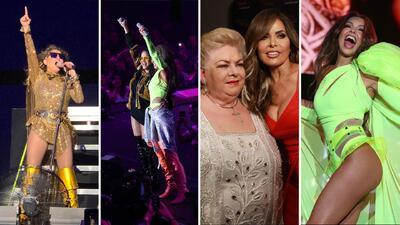 #LasQueMandan en 25 fotos que demuestran que fue un concierto lleno de 'Women Power' 💪🏽❤️