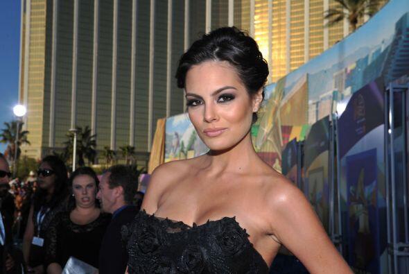Sólo fue cuestión de que se alzara como Miss Universo para que Navarrete...