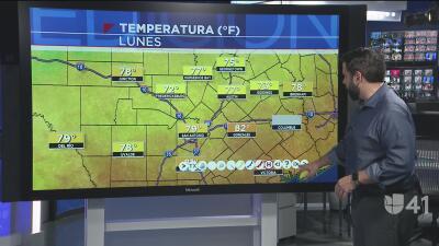 ¿Cuándo regresará la lluvia a San Antonio?