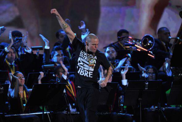 Residente y Calle 13 fueron los máximos ganadores de Latin GRAMMY.
