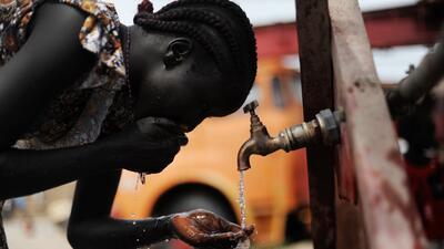 El mundo tiene sed