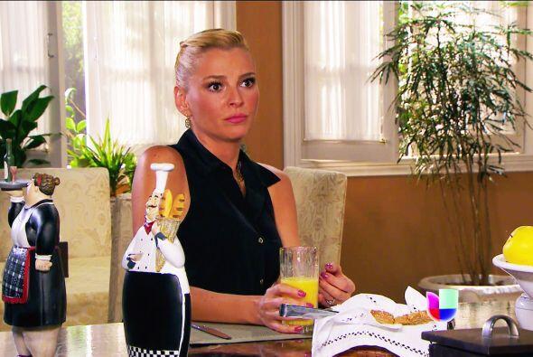 A pesar de que quiso robarle, Sofía le tenderá su mano par...
