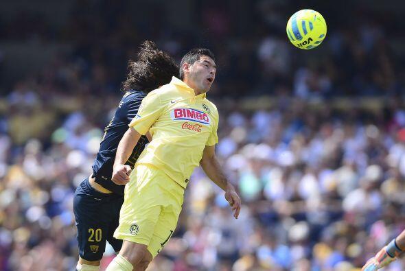 Un balón al poste de Pablo Aguilar en un tiro de esquina pondría en esce...