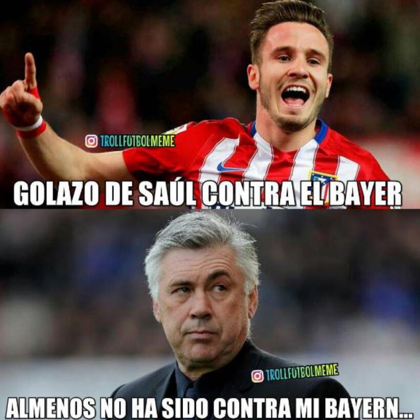 Los memes más divertidos de los partidazos de Champions de este martes 1...