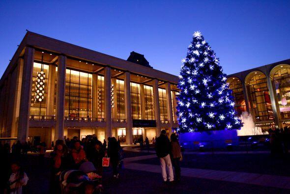 """La producción """"The Nutcracker"""" regresa en Navidad al Ballet de Nueva Yor..."""