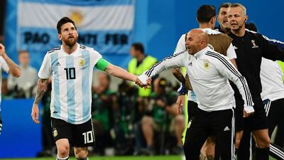 Se filtran detalles del complot que organizaron Messi y Mascherano contra Sampaoli