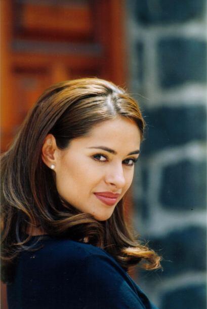 """En 1995 participó en la telenovela """"Tú y yo"""", co..."""