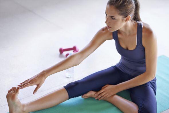Este 'workout', provisto por DaCosta, consiste en dos rutinas que debes...