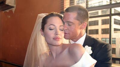 Así surgió el amor de película de Brad Pitt y Angelina Jolie