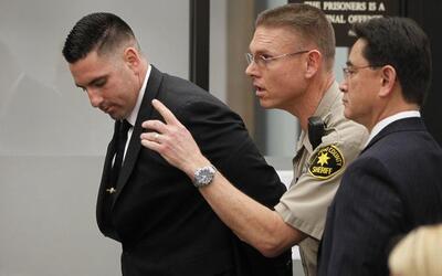 Richard Fischer, de 31 años, ha sido acusado de agredir sexualmen...