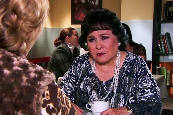 Ya no sabemos qué hacer con usted doña Yolanda. ¿Le creemos o no? ¿Su ar...
