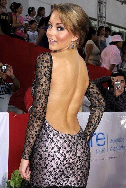 Angelique no siempre ha sido atinada con los modelos que usa.