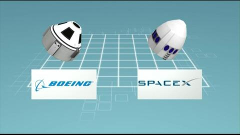 Estos son los modelos de las futuras naves de la NASA