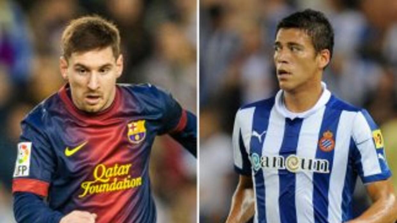 Héctor Moreno tendrá la misión de frenar a Messi.