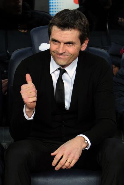 En 53 partidos que tuvo el Barça a sus órdenes, logró 38 victorias, ocho...