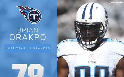 #78: Brian Orakpo (LB, Titans) | Top 100 jugadores 2017
