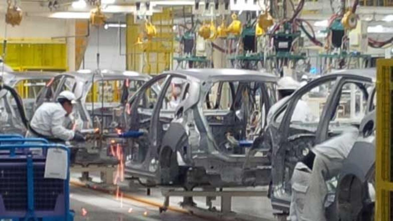 La nueva planta de Honda en Celaya fabricará el Fit 2015 para Norte Amér...
