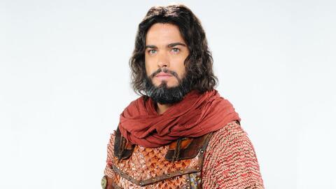 Sydnei Sampaio es 'Josué' en la serie 'La tierra prometida&#...