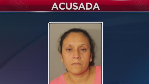 Según declaraciones, Sara Aguilar la mujer acusada de lesionar a un meno...