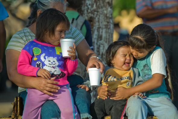 La realidad de las escuelas rurales en México no es muy alentadora.