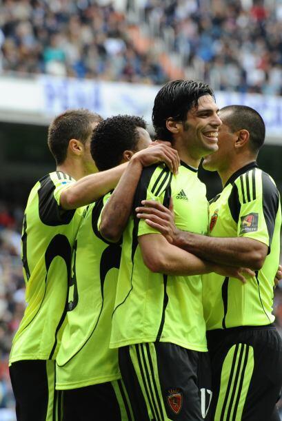 El Zaragoza no se daba por vencido y quería más. Y lo consiguió por medi...
