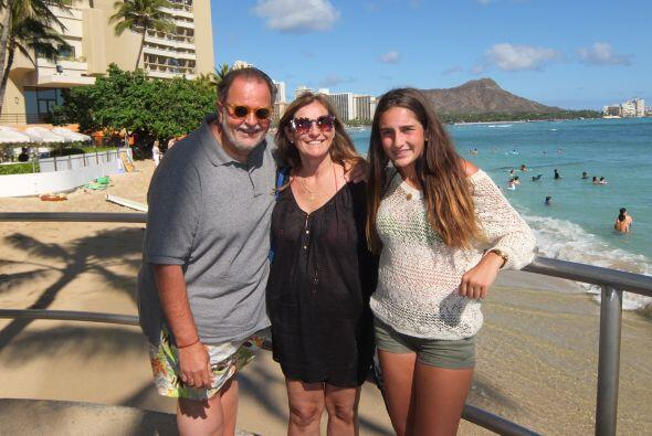 """""""Para mí, sin lugar a dudas, el Big Island de Hawaii es uno..."""
