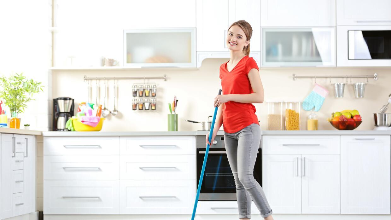 Pr cticos trucos para limpiar la cocina a fondo univision - Limpiar cocina a fondo ...