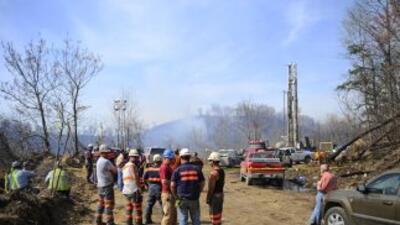La minería es una profesión peligrosa, donde los derrumbes o desplomes p...